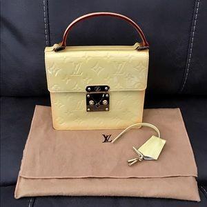 Louis Vuitton Vernis Spring Street Vintage Handbag